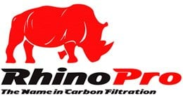 Rhino Pro Pro Carbon Filter (Various Sizes)