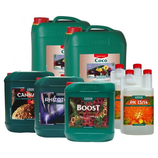 Canna Coco Nutrient Kit (10 Litres)