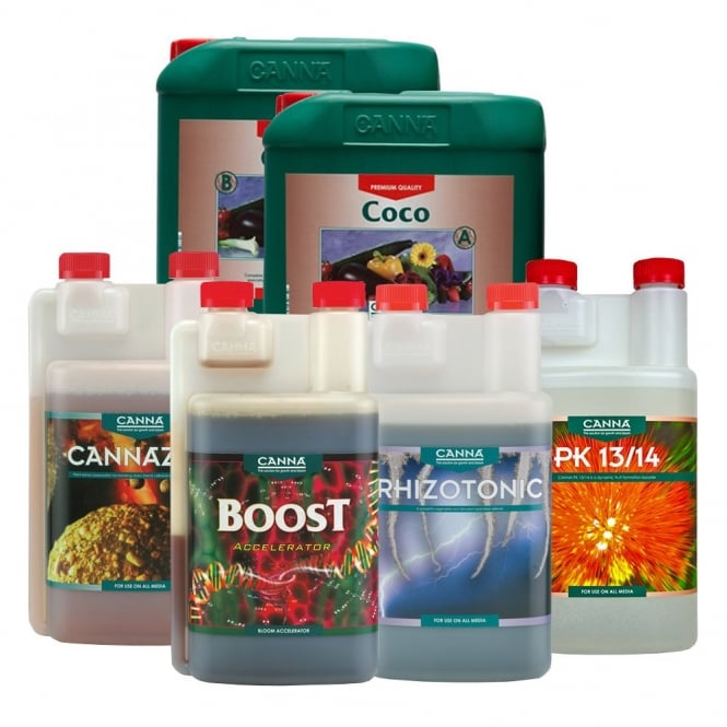 Canna Coco Nutrient Kit (5 Litres)