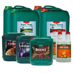 Canna Hydro Nutrient Kit (10 Litres)