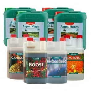 Canna Hydro Nutrient Kit (5 Litres)