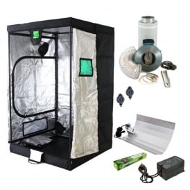 Hobby Grow Tent Kit (120x120x200cm Tent)