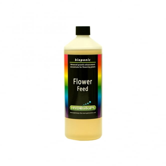 Hydrotops Bioponic Flower Feed (1 Litre)