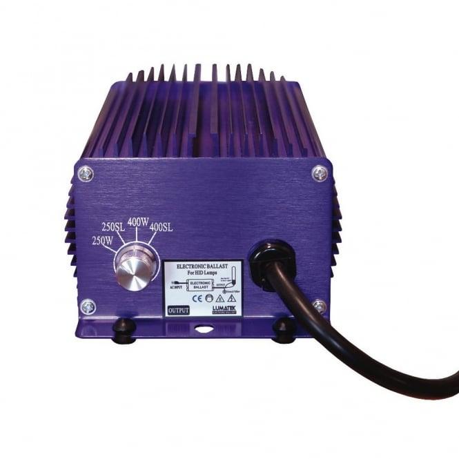Lumatek 400w Dimmable Digital Power Pack