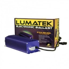 Lumatek 600w Dimmable Digital Power Pack