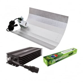 LUMii BLACK Digital 600w Light Kits