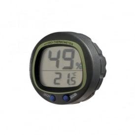 ETI Panel Mounted Hygrometer Thermometer