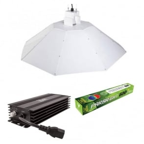LUMii Parabolic Digital Light Kits