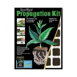 Growth Technology Root Riot Propagation Kit