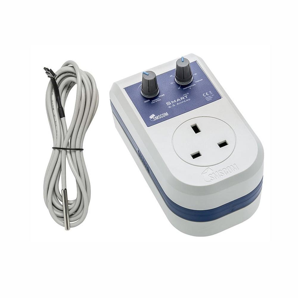 Smart Fan Controller Mk2 65 Amp Great Stuff Hydroponics