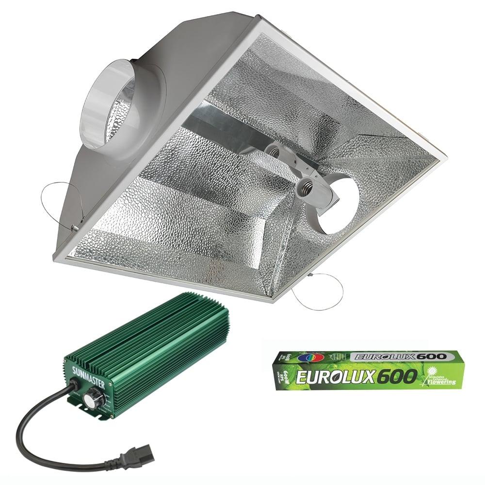 Sunmaster 600w Digital Hobby Light Kits