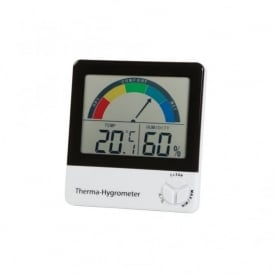 Therma Hygrometer with Comfort Zone Indication