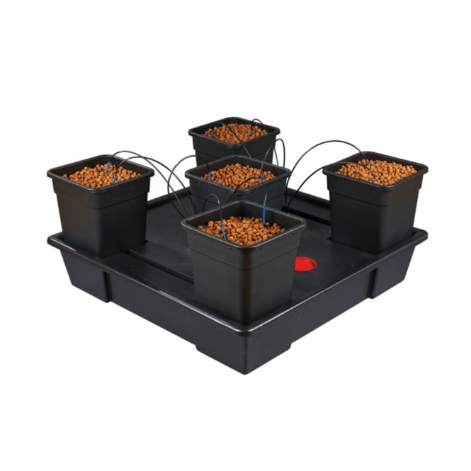 Wilma 5 Pot Complete System