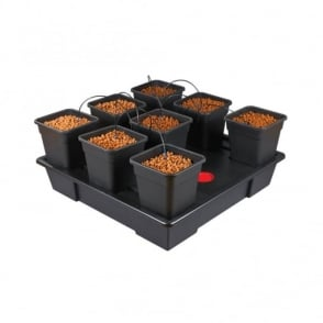 Atami Wilma 8 Pot Complete System (Various Sizes)