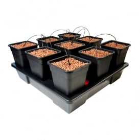 Wilma 9 Pot Complete System
